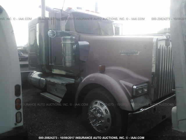 click here to view 2007 KENWORTH W900 at IBIDSAFELY