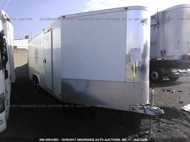 click here to view 2009 ATC 20 FOOT V TRAILER at IBIDSAFELY