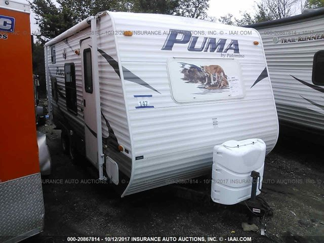 click here to view 2010 PALOMINO PUMA PT19F at IBIDSAFELY