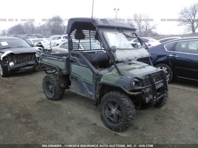 click here to view 2014 JOHN DEERE GATOR 620I at IBIDSAFELY