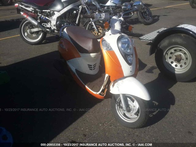 2008 SYM SCOOTER - Small image. Stock# 20955356