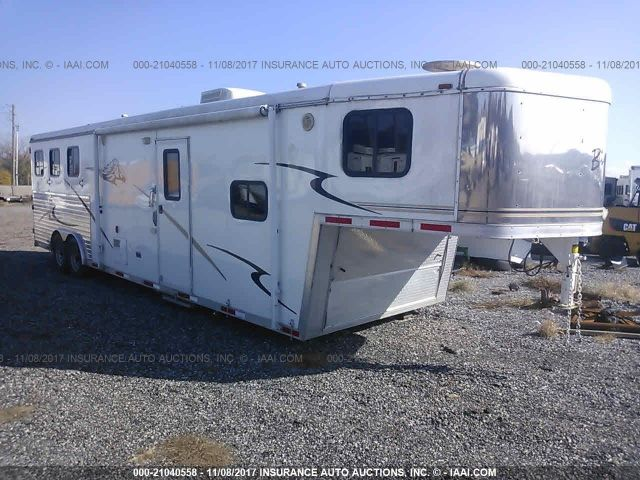click here to view 2007 BISON HORSE TRAILER at IBIDSAFELY