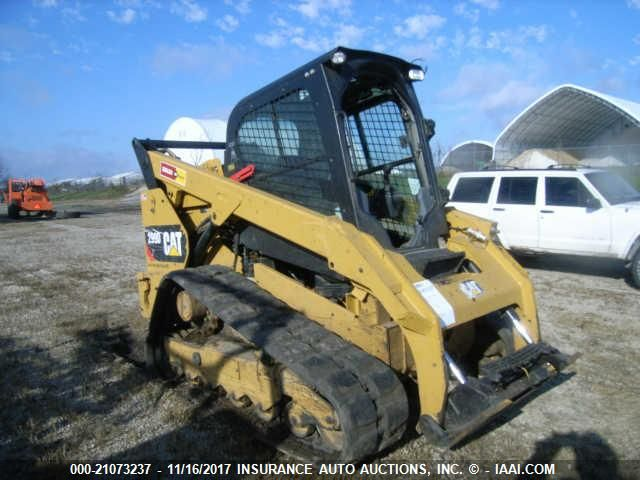 2015 CATERPILLAR 299D - Small image. Stock# 21073237