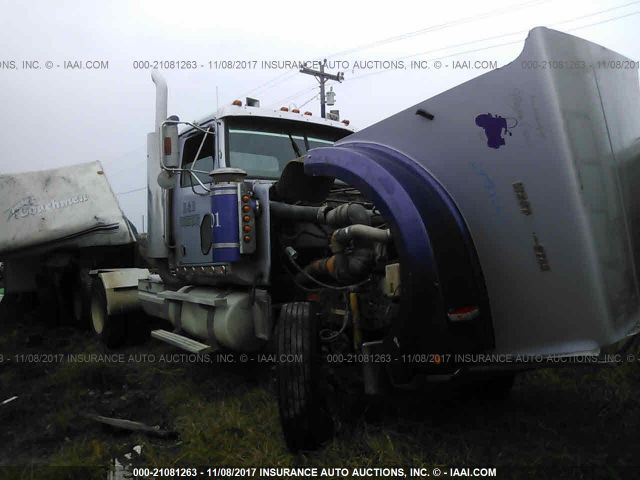 click here to view 2001 WESTERN STAR/AUTO CAR 4900 at IBIDSAFELY