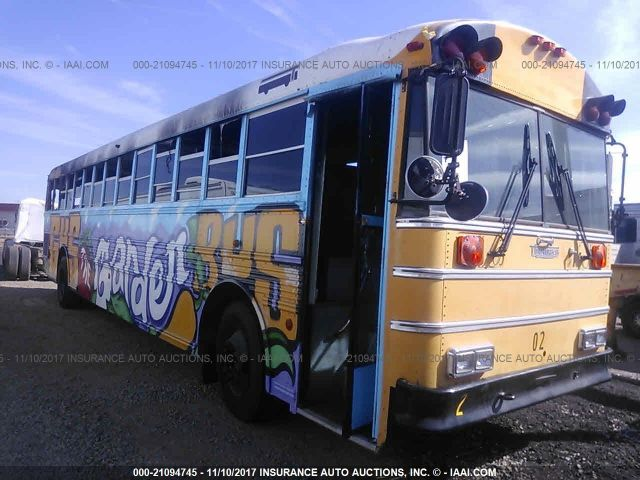 click here to view 1990 THOMAS SCHOOL BUS at IBIDSAFELY