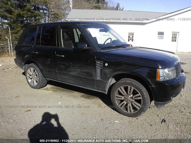 click here to view 2011 LAND ROVER RANGE ROVER at IBIDSAFELY