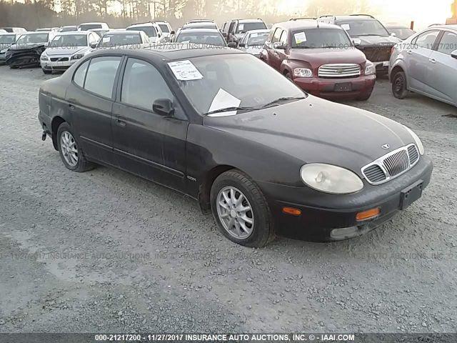 Global Auto Auctions: 2001 DAEWOO LEGANZA