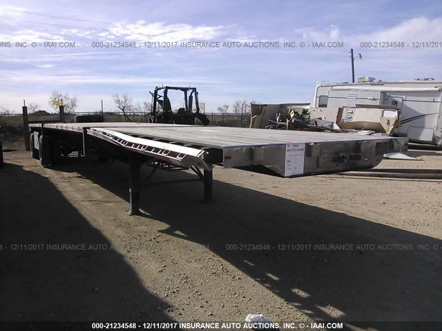 click here to view 2015 TRANSCRAFT CORP FLATBED at IBIDSAFELY
