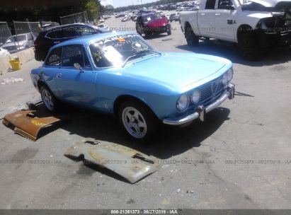 Salvage 1974 ALFA ROMEO GTZ 2000 for sale