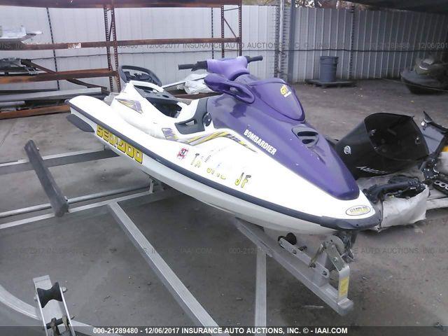 1999 BOMBARDIER SEA DOO GTI - Small image. Stock# 21289480