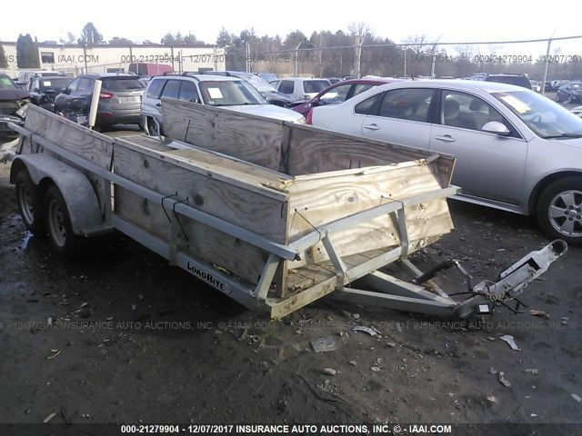 click here to view 2015 LOAD RITE GALVANIZED TRAILER at IBIDSAFELY