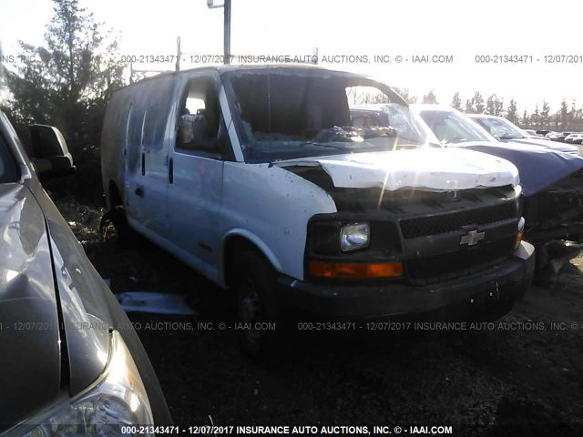 2006 CHEVROLET EXPRESS G2500 - Small image. Stock# 21343471