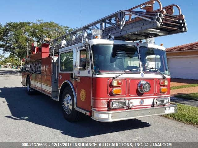 click here to view 1987 SEAGRAVE FIRE APPARATUS SEAGRAVE at IBIDSAFELY