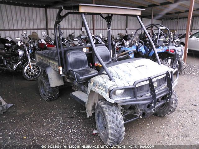 click here to view 2009 JOHN DEERE 4 WHEELER at IBIDSAFELY