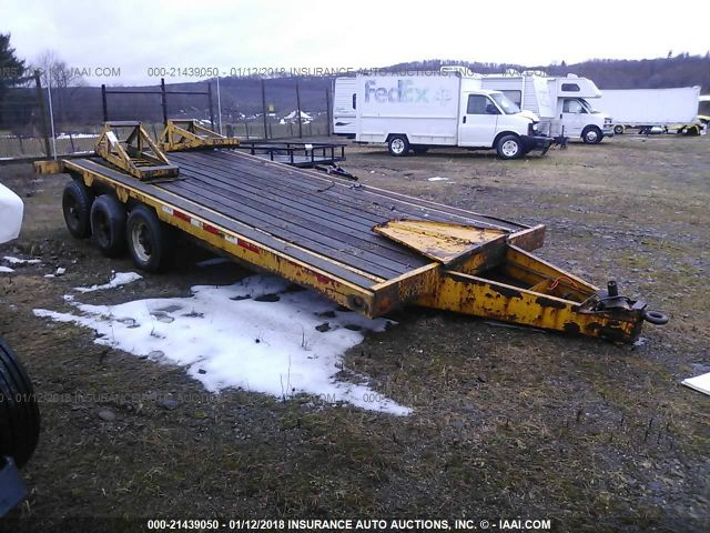 click here to view 1994 CONSTRUCTION TRAILER SPEC OTHER at IBIDSAFELY