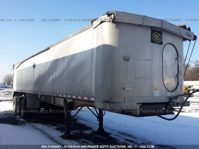 click here to view 2008 MAC TRAILER MFG END DUMP at IBIDSAFELY