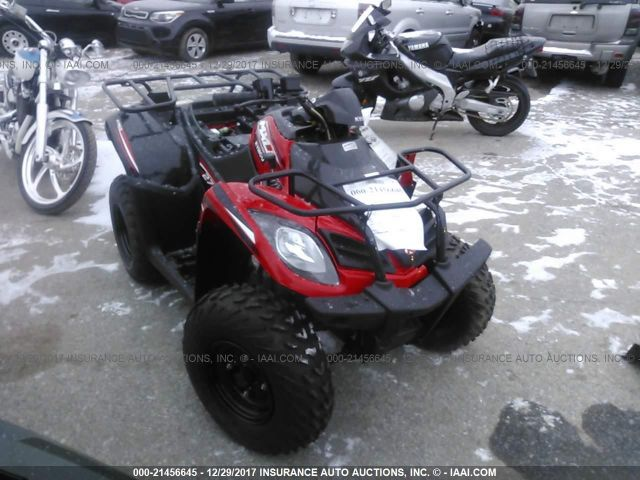 click here to view 2016 KYMCO USA INC UTILITY ATV at IBIDSAFELY