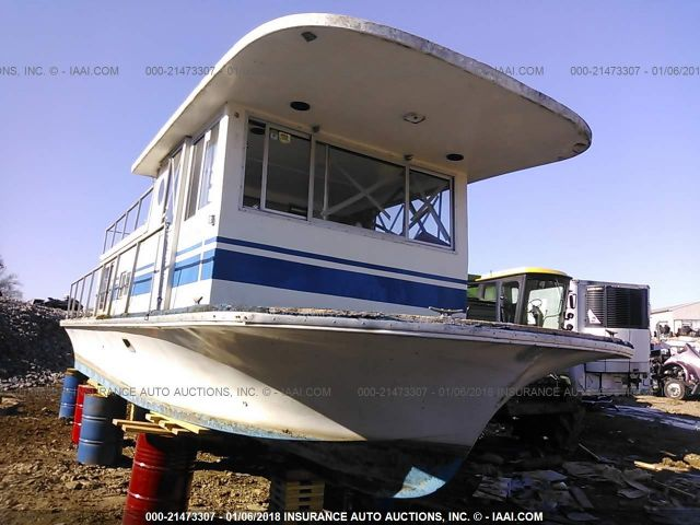 SILVER QUEEN HOUSEBOAT