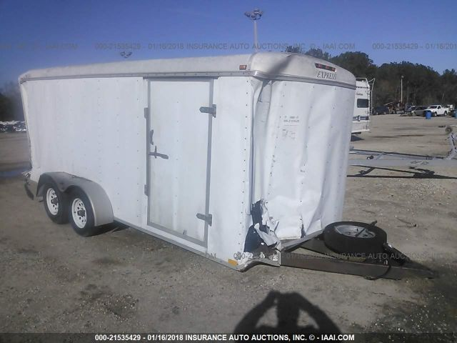 2002 EXXISS ALUMINUM TRAILERS OTHER - Small image. Stock# 21535429