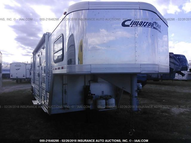 click here to view 2009 CIMARRON HORSE TRAILER at IBIDSAFELY