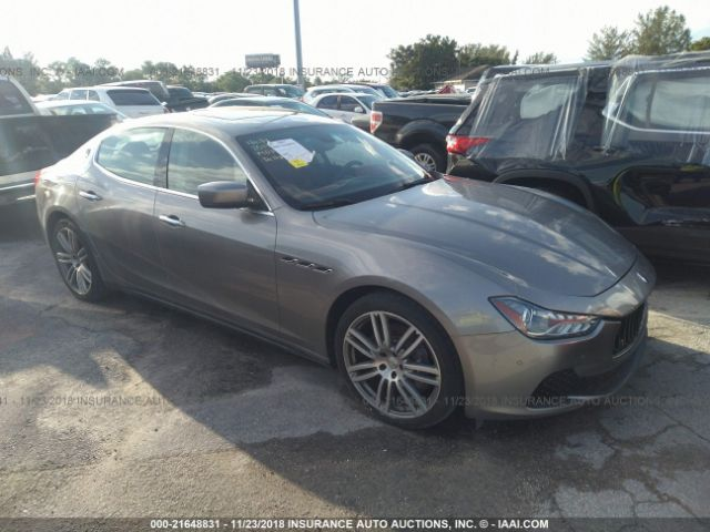 click here to view 2015 MASERATI GHIBLI at IBIDSAFELY