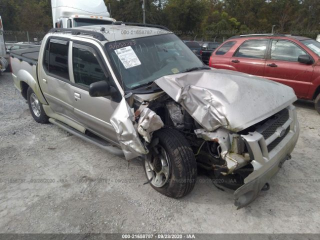 2003 FORD EXPLORER SPORT TRAC - Small image. Stock# 21658787