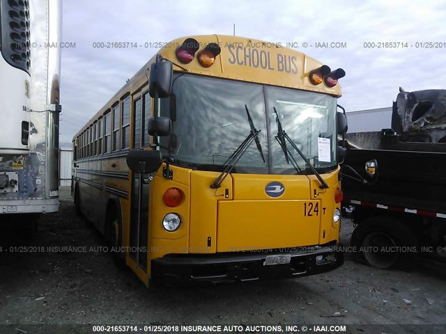 click here to view 2016 BLUE BIRD SCHOOL BUS / TRAN at IBIDSAFELY