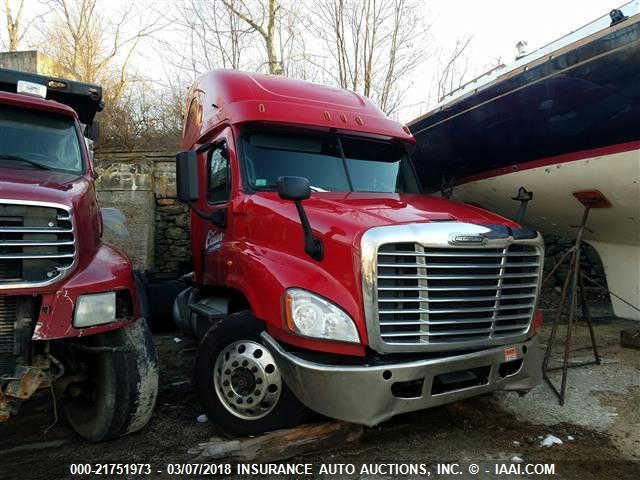 2016 FREIGHTLINER CASCADIA 125 - Small image. Stock# 21751973