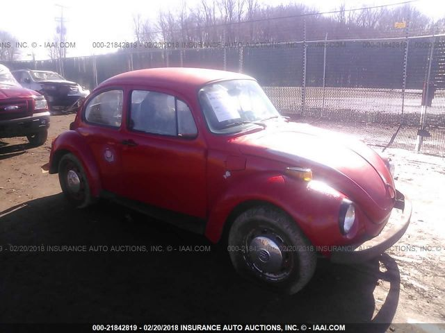 click here to view 1973 VOLKS SUPER BEETLE at IBIDSAFELY
