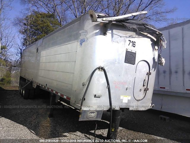 click here to view 2006 MAC TRAILER MFG END DUMP at IBIDSAFELY