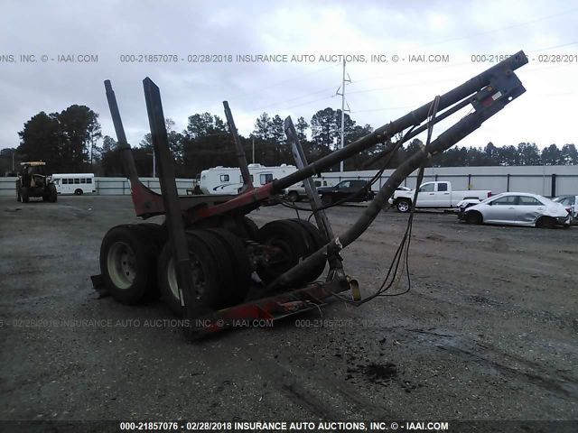 click here to view 1991 NABORS TRAILERS TRAILER at IBIDSAFELY