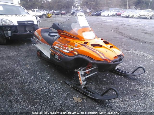click here to view 2006 ARCTIC CAT Z580 at IBIDSAFELY