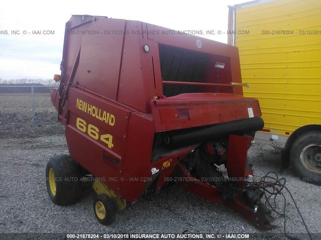 click here to view 1997 NEW HOLLAND 664 at IBIDSAFELY