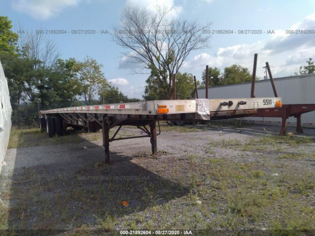 2007 TRANSCRAFT CORP FLATBED - Small image. Stock# 21892604