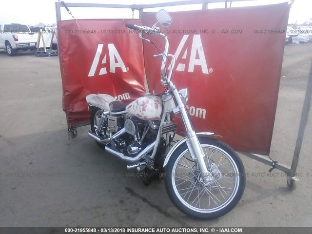 click here to view 1979 HARLEY DAVIDSON FXE at IBIDSAFELY