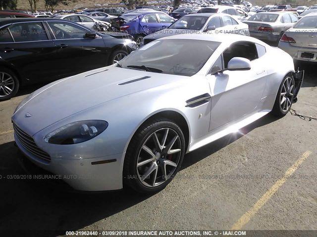 Martins Auto Salvage >> Aston Martin Salvage For Sale Aston Martine
