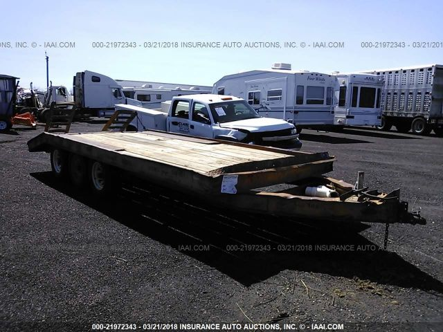 click here to view 1992 TOP HAT UTILITY TRAILER at IBIDSAFELY