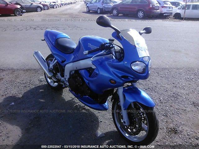 TRIUMPH MOTORCYCLE SPRINT