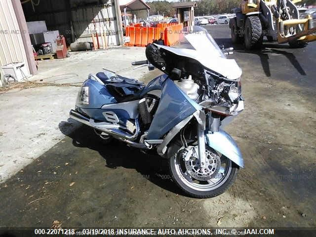 VICTORY MOTORCYCLES VISION