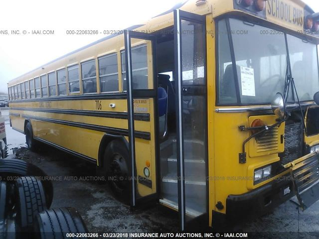 click here to view 2009 BLUE BIRD SCHOOL BUS / TRAN at IBIDSAFELY