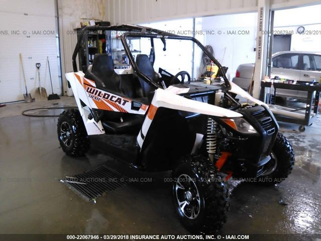 click here to view 2015 ARCTIC CAT WILDCAT at IBIDSAFELY