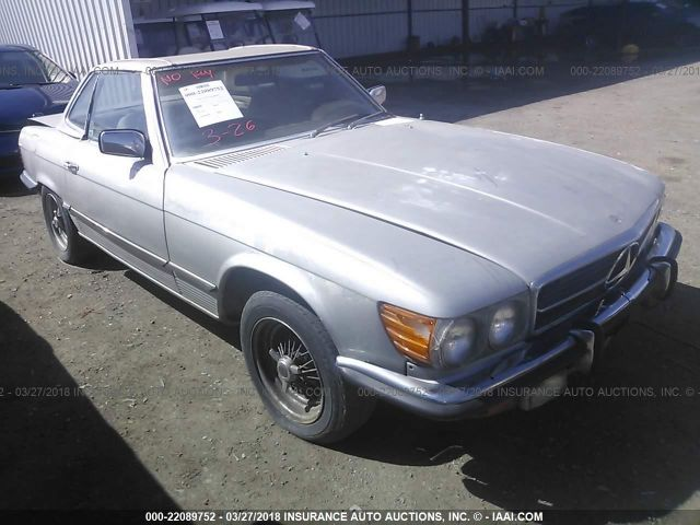 click here to view 1973 MERCEDES 450 SL at IBIDSAFELY