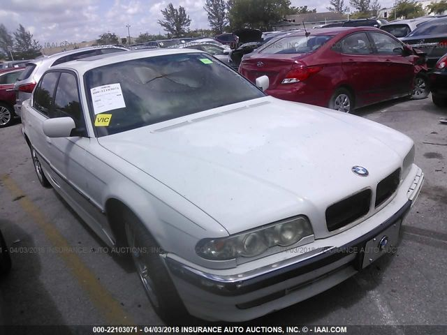 1999 BMW 740 - Small image. Stock# 22103071