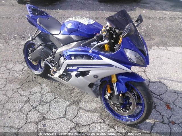 click here to view 2016 YAMAHA YZFR6 at IBIDSAFELY