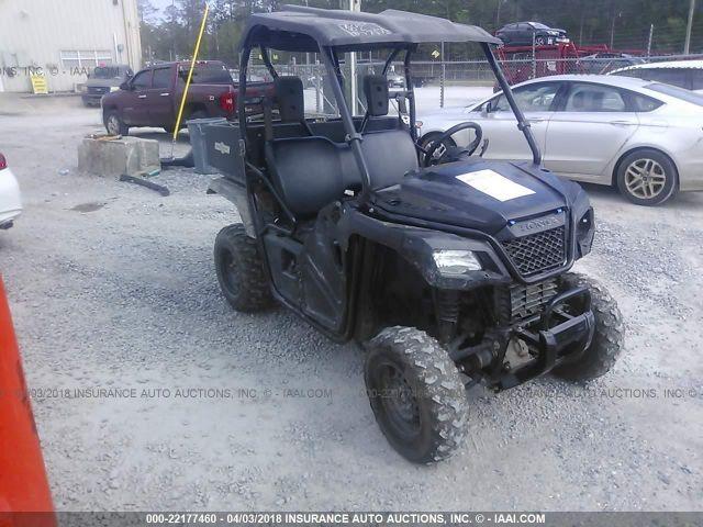 HONDA SXS500