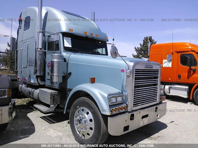 FREIGHTLINER FLD132XL CLASSIC