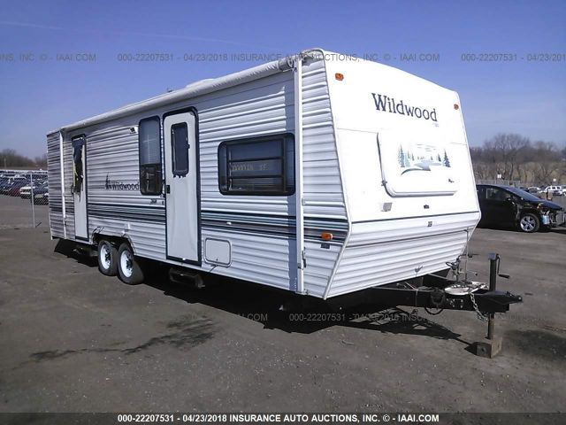 click here to view 2001 FOREST RIVER WILDWOOD 28
