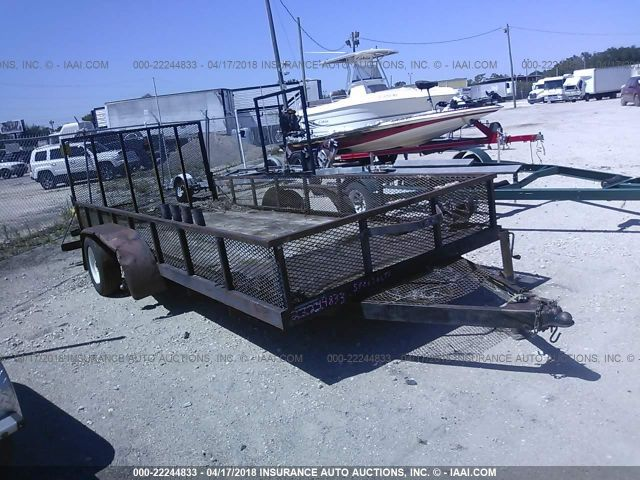 click here to view 2005 TRAILER UTILITY TRAILER at IBIDSAFELY