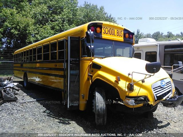 click here to view 2015 BLUE BIRD SCHOOL BUS / TRAN at IBIDSAFELY