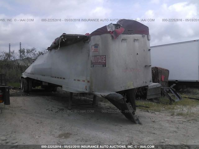 click here to view 2002 VANTAGE DUMP TRAILERS END DUMP at IBIDSAFELY